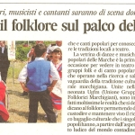 Corriere Adriatico 26-02-2010