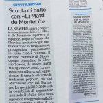 RESTO DEL CARLINO CORSI BALLO
