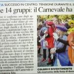 Resto del Carlino Carnevale Civitanova