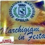 Marchigiani in festa Aprilia 2017