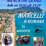 MERCATINO SERALE MARCELLI