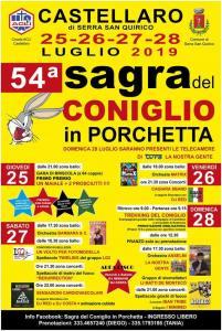SAGRA CONIGLIO IN PORCHETTA