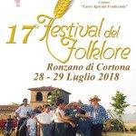 festival del folklore ronzano di cortona