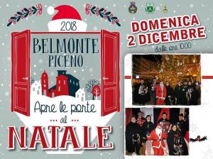 mercatini Natale Belmonte