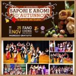 sapori e aromi d'autunno Fano