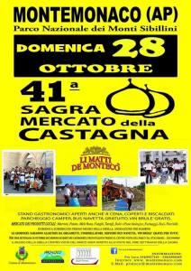 castagnata Montemonaco