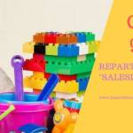 consegna giocattoli Salesi