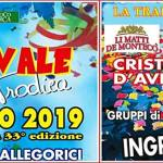 carnevale trodica Morrovalle 2019